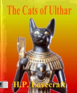 Cover Art for The Cats of Ulthar