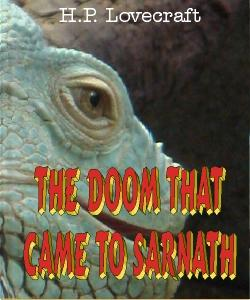 Cover Art for The Doom That Came To Sarnath