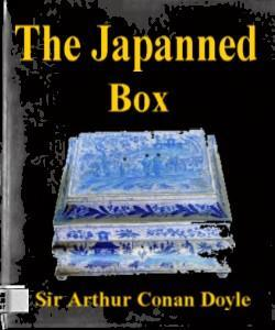 Cover Art for The Japanned Box