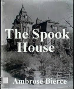 Cover Art for The Spook House