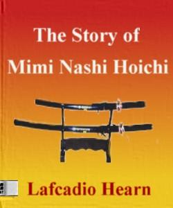 Cover Art for The Story of Mimi Nashi Hoichi