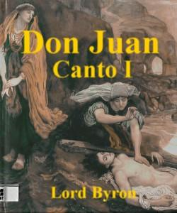 Cover Art for Don Juan:Canto I