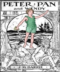 Cover Art for Peter Pan