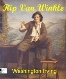 Cover Art for Rip Van Winkle