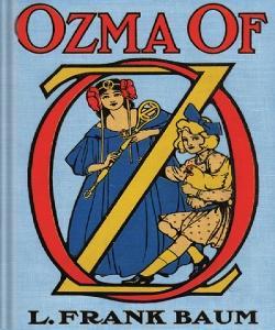 Cover Art for Ozma of Oz