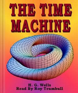 Cover Art for The Time Machine