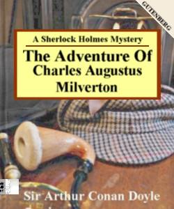 Cover Art for The Adventure of Charles Augustus Mil...