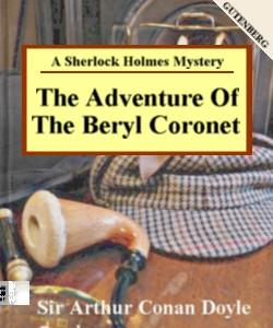 Cover Art for The Adventure of the Beryl Coronet:A ...