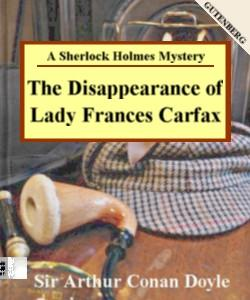 Cover Art for The Disappearance of Lady Frances Car...