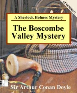 Cover Art for The Boscombe Valley Mystery:A Sherloc...