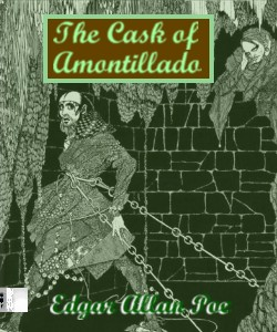 Cover Art for The Cask Of Amontillado