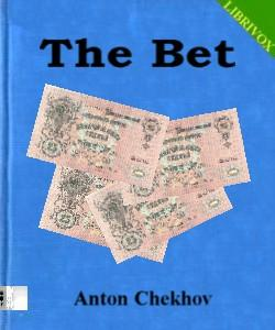 Cover Art for The Bet