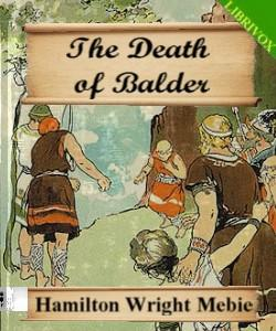 Cover Art for The Death of Balder