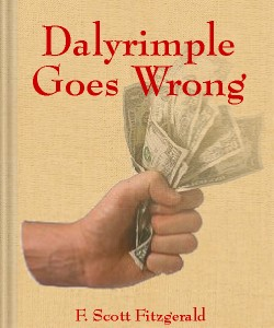 Cover Art for Dalyrimple Goes Wrong