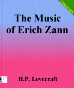 Cover Art for The Music of Erich Zann