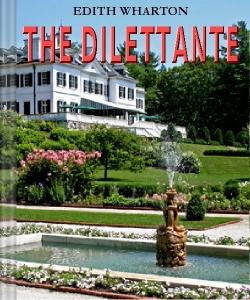 Cover Art for The Dilettante