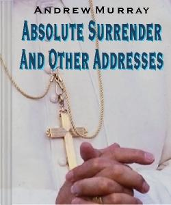 Cover Art for Absolute Surrender and Other Addresses