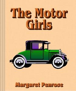 Cover Art for The Motor Girls