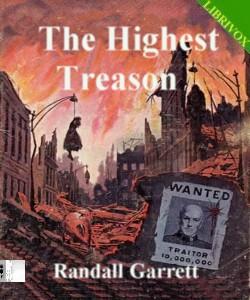 Cover Art for The Highest Treason