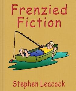 Cover Art for Frenzied Fiction