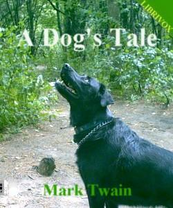 Cover Art for A Dog's Tale