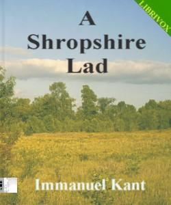 Cover Art for A Shropshire Lad