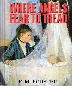 Cover Art for Where Angels Fear to Tread