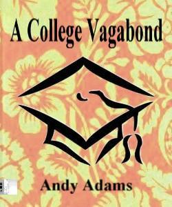 Cover Art for A College Vagabond