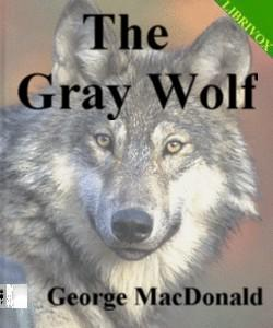 Cover Art for The Gray Wolf