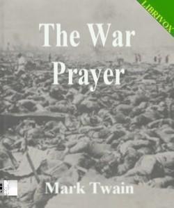 Cover Art for The War Prayer
