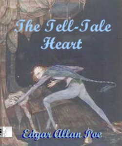 Cover Art for The Tell-Tale Heart
