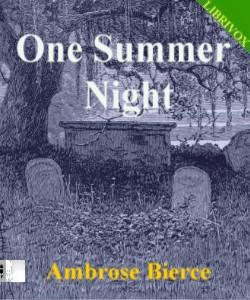 Cover Art for One Summer Night