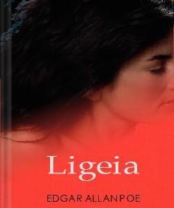 Cover Art for Ligeia