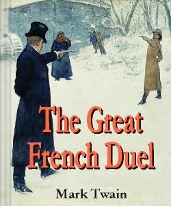 Cover Art for The Great French Duel