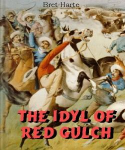 Cover Art for The Idyl of Red Gulch