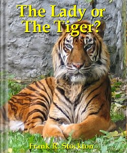 Cover Art for The Lady or the Tiger?