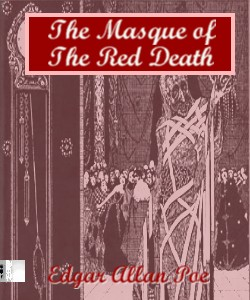 Cover Art for The Masque of the Red Death