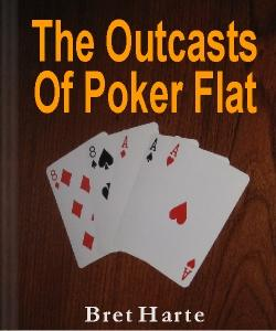 Cover Art for The Outcasts of Poker Flat