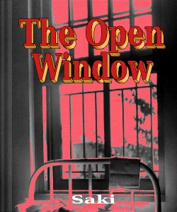 Cover Art for The Open Window