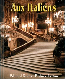 Cover Art for Aux Italiens