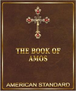 Cover Art for The Book of Amos