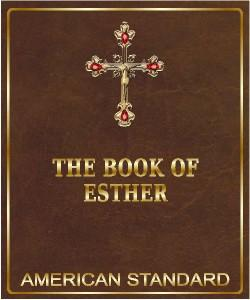 Cover Art for Book of Esther