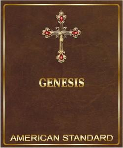 Cover Art for Genesis