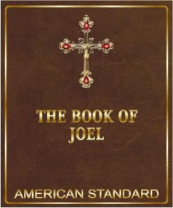 Cover Art for The Book of Joel