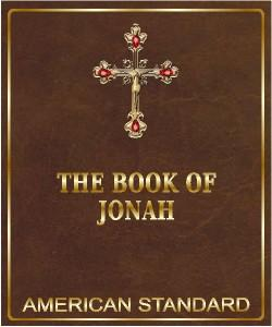 Cover Art for The Book of Jonah