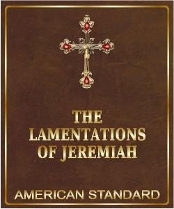 Cover Art for The Lamentations of Jeremiah