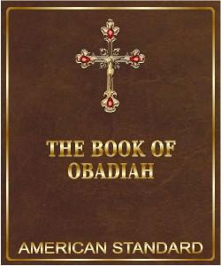 Cover Art for The Book of Obadiah