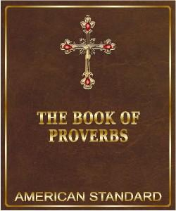Cover Art for The Book of Proverbs