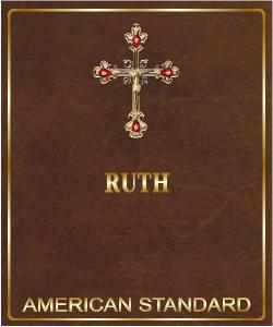 Cover Art for Ruth