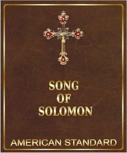 Cover Art for Song of Solomon